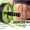 EXERCISE WHEEL ล้อเลื่อนบริหารร่างกาย หน้าท้อง แขนและช่วงลำตัว