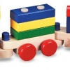Classic Toy Stacking Train