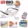 BIG VISION แว่นตาขยายไร้มือจับ แว่นขยายไร้มือจับ แว่นขยาย แว่นอ่านหนังสือ (รหัส 2AtDRFd)
