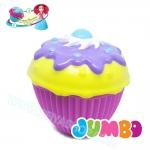 FL018 Jumbo cup cake Surprise คัพเค้กเซอร์ไพรซ์ มีกลิ่นหอม