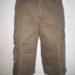 กางเกง Carco ขาสั้น 3 ส่วนสีน้ำตาล (S13)