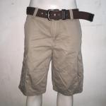 กางเกง Carco ขาสั้น 3 ส่วนสีเบส(S13)