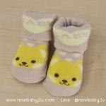 ถุงเท้าเด็กแรกเกิด