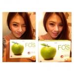 Fos Detox Apple Flavor ฟอส ดีท็อกซ์