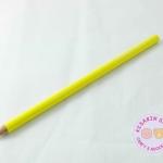 ดินสอเขียนผ้าชอล์ก สีเหลือง
