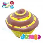 FL022 Jumbo cup cake Surprise คัพเค้กเซอร์ไพรซ์ มีกลิ่นหอม