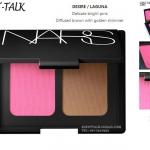 NARS blush/brozer duo #Desire/Laguna (Box)