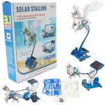 VB026 ของเล่น ทดลองวิทยาศาตร์ เสริมทักษะ เสริมพัฒนาการ Solar 3 in 1 Solar Stallion Horse