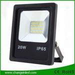 โคมไฟ LED Slim Flood Light Eco Series 20w