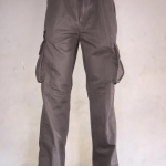 กางเกง Carco ขายาว สีเทาอ่อน (F11)