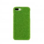 Case Yoyogi Park for iPhone7 / 7Plus (เคสโทรศัพท์สนามหญ้าแบบเรียบ)