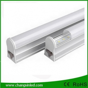หลอดไฟ LED Tube T5 60cm 8w ชุดรางในตัว