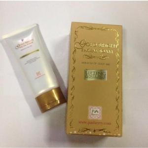 พาส์เบอร์รี่โฟมล้างหน้าทองคำ Pasberry Gold Bright Facial Foam