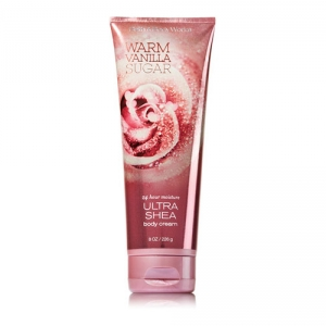 Bath & Body Works Body Cream #Warm Vanilla Sugar 226g