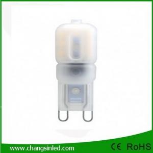 หลอดไฟ LED G9 360° DC12v 2.5w