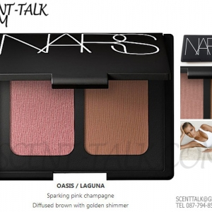 NARS blush/brozer duo #Oasis/Laguna (Box)