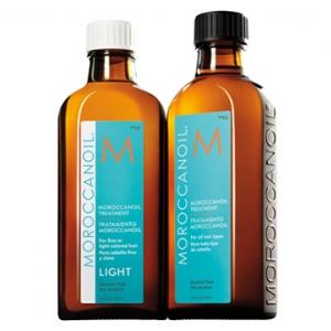 ทรีทเมนท์บำรุงผม Morocanoil Treatment มีส่วนผสมของน้ำมันอาร์แกน