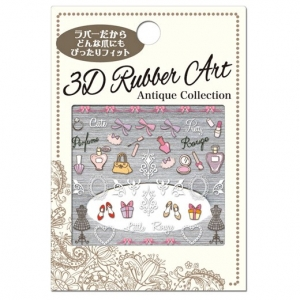 ACS-04 3D Rubber Art Antique Collection