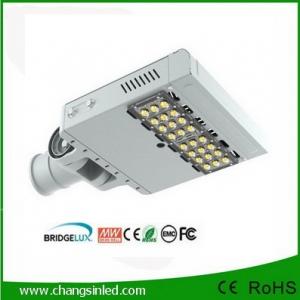 โคมไฟ LED Street Light 30-50w (คอปรับระดับได้)