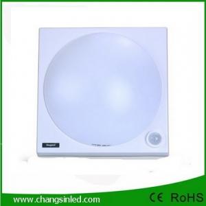 ไฟ LED Panel Light แบบเหลี่ยม 12W Motion Sensor
