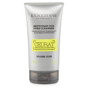เจลล้างหน้าสำหรับผู้ชาย L'occitane Cédrat Pure Cleanser for men
