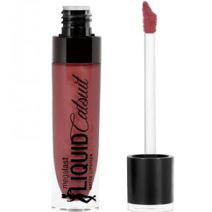 Wet N Wild MegaLast Liquid Catsuit Matte Lipstick #Give Me Mocha- ลิปลิควีคเนื้อแมท