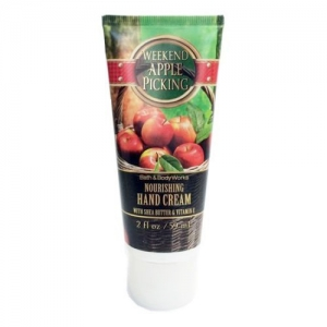 Bath & Body Work Nourishing Hand Cream -Weekend Apple Picking 59ml