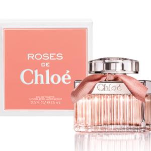 Chloé Roses de Chloe Eau de Toilette น้ำหอมสำหรับผู้หญิง 75ml