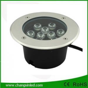 โคมไฟ LED ส่องต้นไม้ แบบฝังพื้น AC220v 9w