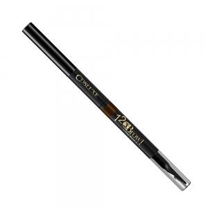 Cosluxe 123 Eyebrow Pencil - ดินสอเขียนสวยครบ 3 ขั้นตอนในแท่งเดียว