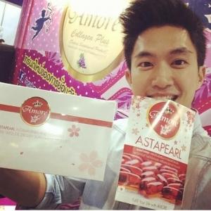 Amore Asta Pearl อะมอเร่แอสต้าเพิร์ล สาหร่ายแดงจากญี่ปุ่น ถูกลงกว่าเดิม 600 บ.