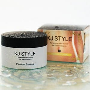 KJ Style Premium S Cream เจลนวดกระชับสัดส่วนบริเวณหน้าท้อง