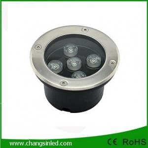 โคมไฟ LED แบบฝังพื้น AC220v 5w