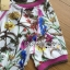 Gucci Sweet Sporty Floral Printed Jacket and Shorts Set L266-8504 thumbnail 10