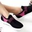 รองเท้าผ้าใบ งานน่ารัก สีสันสดใส ที่ใส่แล้ว Love thumbnail 1