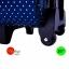 Wheal กระเป๋าเดินทาง ล้อลาก เซ็ทคู่ 20 นิ้ว/14 นิ้ว รุ่น Spot F7719 (Blue) (รหัสสินค้า 2Buav6S) thumbnail 4