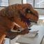 NZ009 ไดโนเสาร์ ทีเร็กซ์ เป่าลม สำหรับสูง 150-210 cm thumbnail 4