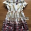 Valentino Elegant Feather Printed Mini Dress L216-89C01 thumbnail 12