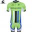 ชุดปั่นจักรยานแขนสั้นทีม Cannoldale เสื้อปั่นจักรยาน กับ กางเกงปั่นจักรยาน(แบบมีเอี่ยม) thumbnail 2