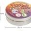 K253 Putty Slime สไมล์อเมริกา UV เปลี่ยนสีเมื่อเจอแสง UV สีขาว thumbnail 8