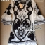 DR-LR-197 Lady Olivia Tribal Floral Embroidered Mini Dress thumbnail 17