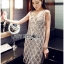 Lady Natalie Glittery Sequin Cocktail Mini Dress L220-69C02 thumbnail 15