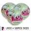 LO029 L.O.L Surprise Series 2 wave 1 ตุ๊กตาเซอร์ไพร์ส 7 ชั้น 1 แพ๊ค 3 รุ่น thumbnail 1