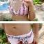 SM-V1-301 ชุดว่ายน้ำแฟชั่น คนอ้วน เด็ก ดารา thumbnail 8