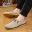 รองเท้าแฟชั่นผู้ชายลำลอง ทรง Boat Shoe thumbnail 8
