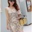 Lady Natalie Glittery Sequin Cocktail Mini Dress L220-69C02 thumbnail 2