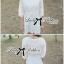 Dahong white chill out circle lace Mini dress L136-49A12 thumbnail 8