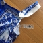Dolce & Gabbana Italian White & Blue Printed Button-Down Dress L241-69B02 thumbnail 11