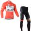 ชุดปั่นจักรยาน แขนยาว Lotto เสื้อปั่นจักรยาน และ กางเกงปั่นจักรยาน thumbnail 1