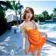 SM-V1-246 ชุดว่ายน้ำแฟชั่น คนอ้วน เด็ก ดารา thumbnail 6